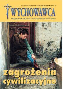 7-8/2002 Zagrożenia cywilizacyjne