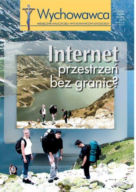 6/2003 Internet przestrzeń bez granic