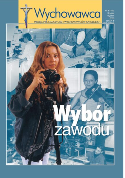 01/2005 Wybór zawodu