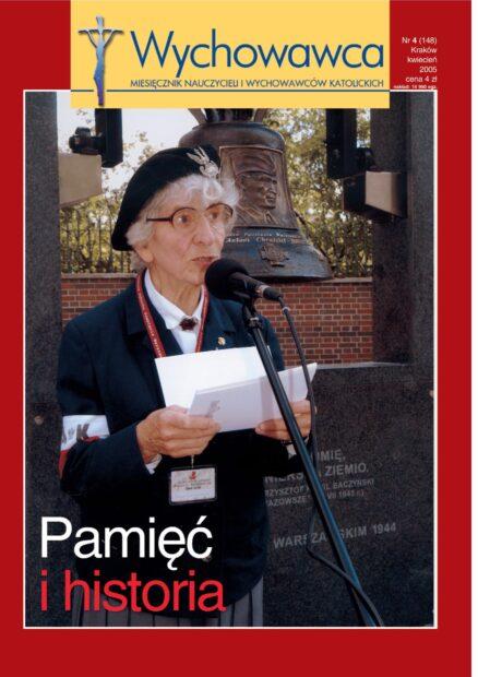 04/2005 Pamięć i historia