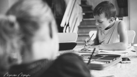 Zdalne nauczanie – bilans zysków i strat ponoszonych przez dziecko