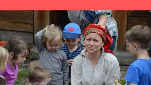 Dobrodziejstwo zabawy – folklor dziecięcy w działaniu