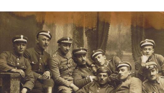 """Płk ANDRZEJ TADEUSZ HAŁACIŃSKI – współautor pieśni """"My Pierwsza Brygada"""""""