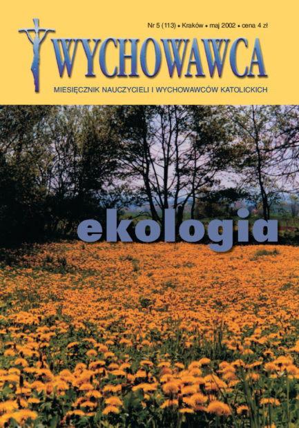 5/2002 – Ekologia