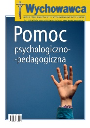 01/2014 Pomoc psychologiczno-pedagogiczna