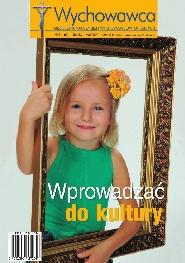05/2008 Wprowadzać do kultury