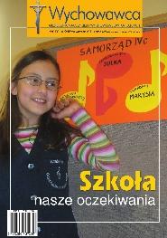 09/2011 Szkoła. Nasze oczekiwania