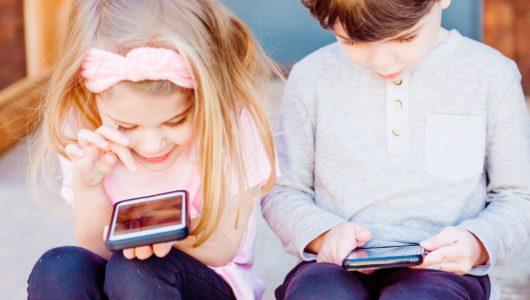 O telefonach i wychowaniu
