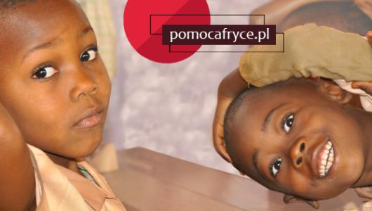 Pomoc dla niewidomych w Ngaoundaye