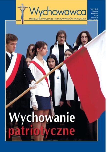 4/2003 Wychowania patriotyczne