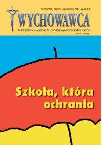 10/2002 Szkoła, która ochrania