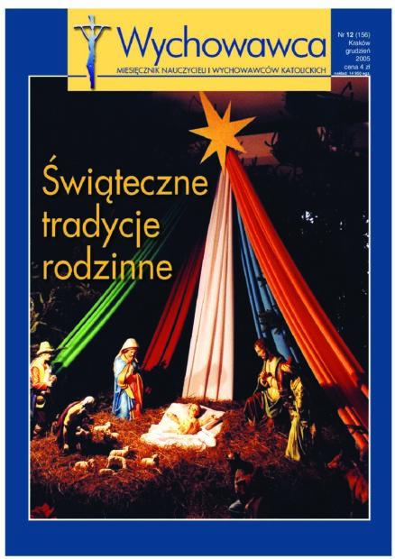 12/2005 Świąteczne tradycje rodzinne