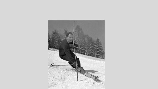 Niezłomny alpejczyk